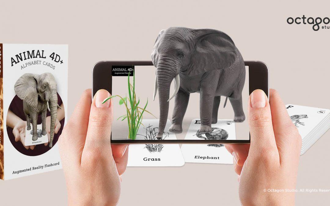 Animal 4D+: Amazing AR Animal App