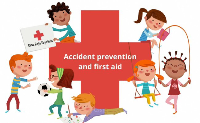 Red Cross Kids Safety App