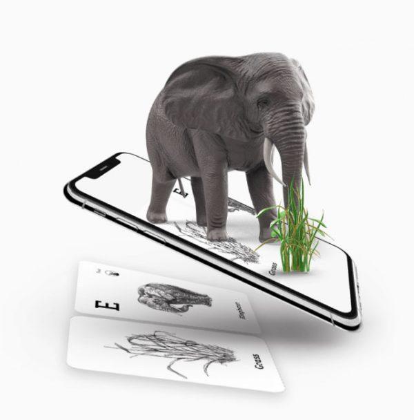 Animal 4D+ AR Animal App