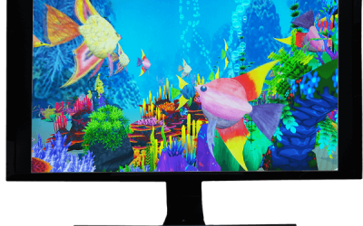 Incredible Digital Aquarium for Kids