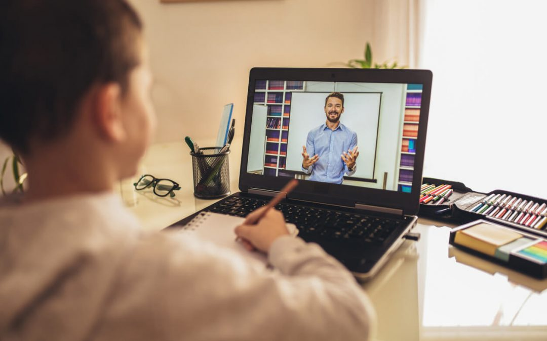 Live-Video Platforms for Distance Learning
