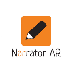 Narrator AR Logo
